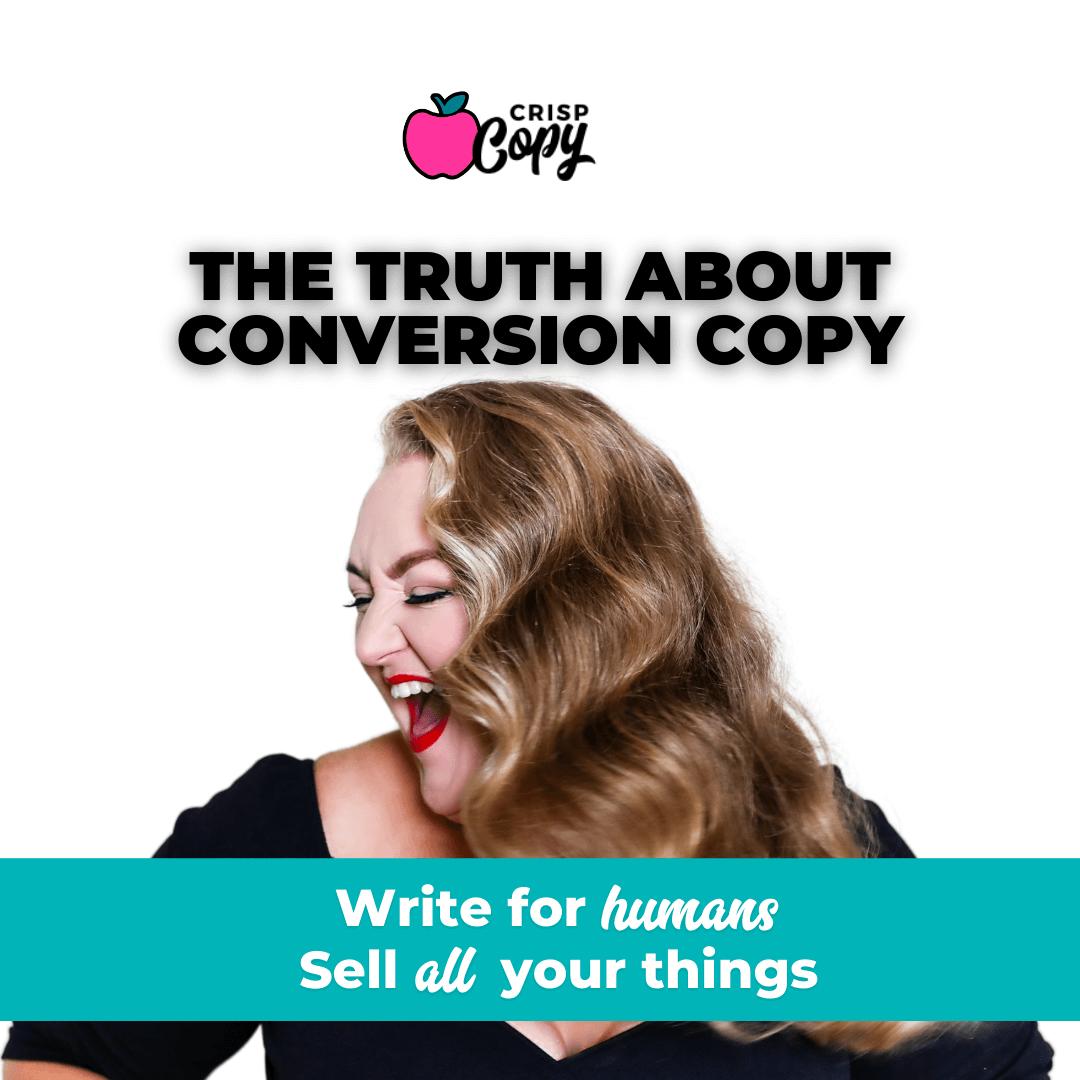 Crisp Copy The Truth About Conversion Copywriting (22) (1)